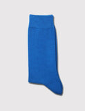 Democratique Original Solid Socks - Henri Blue