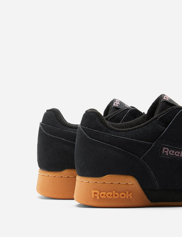Reebok Workout Plus MU (DV4284) - Black/Noble Orchid/Gum