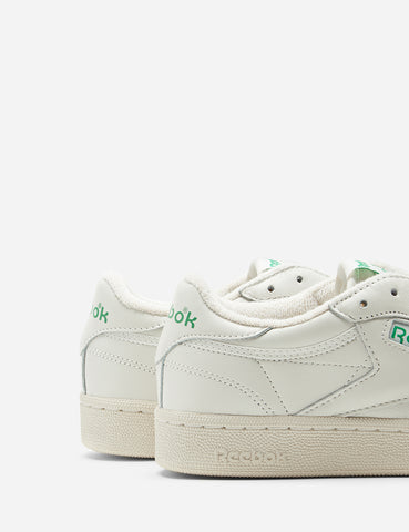Reebok Club C 1985 (DV6434) - Chalk/Paper White/Green