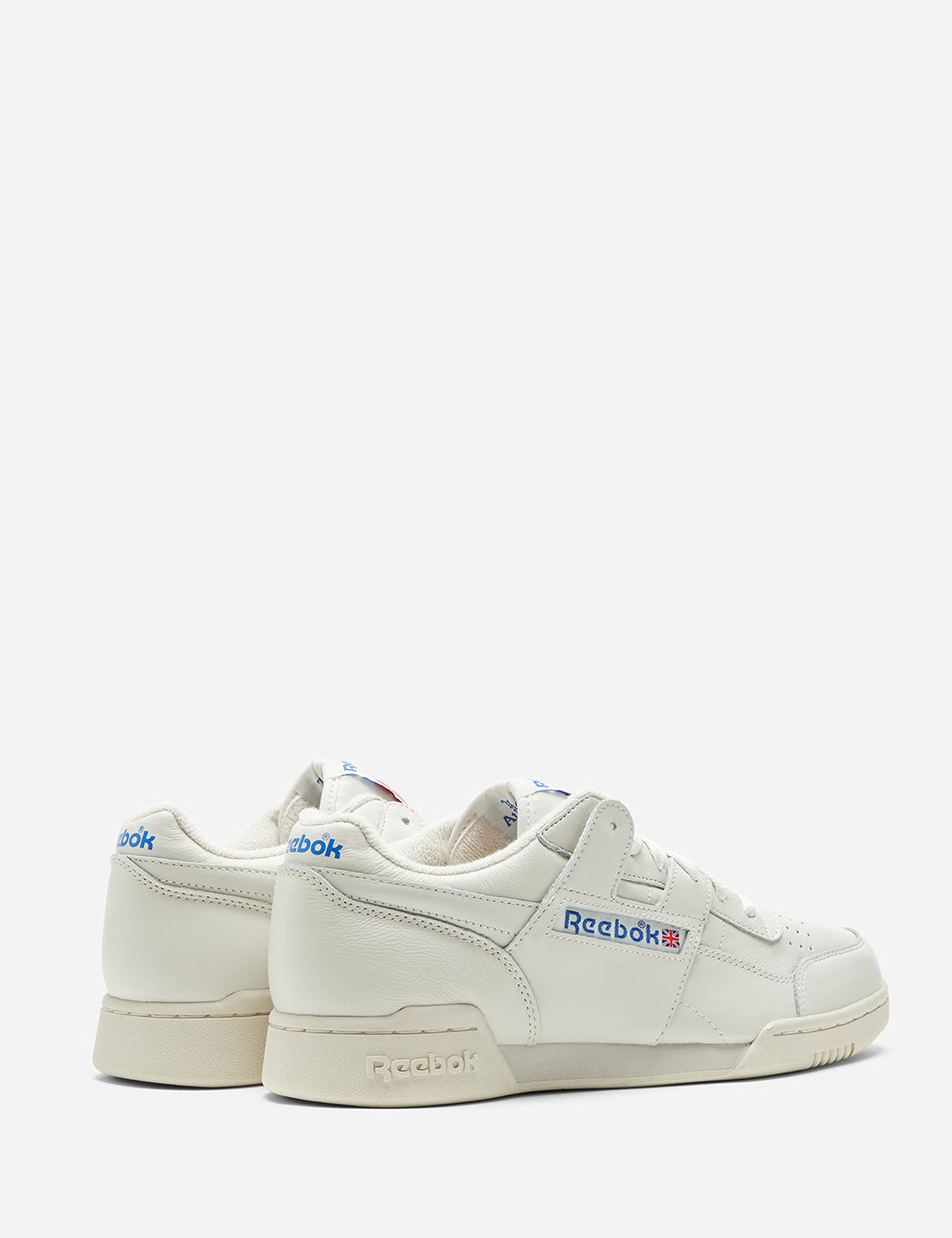 4a31c9b74dc ... Reebok Workout Plus 1987 TV (DV6435) - Chalk Paper White Green ...
