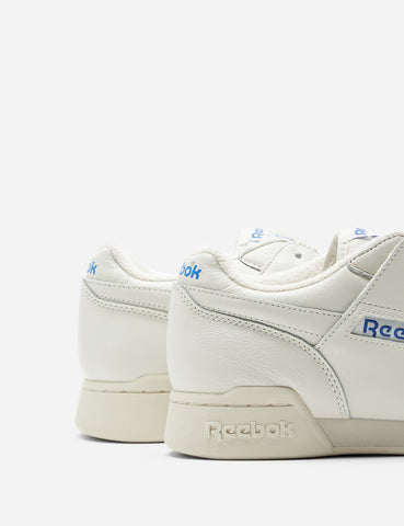 Reebok Workout Plus 1987 TV (DV6435) - Chalk/Paper White/Green
