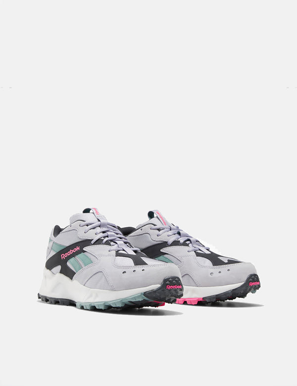 Reebok Aztrek 93 Adventure - Grey/Grey/Green