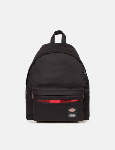 Dickies X Eastpak Padded Pak'r Backpack - Black