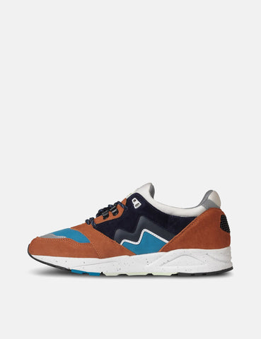Karhu Aria (F803051) - Leather Brown/Sky Night