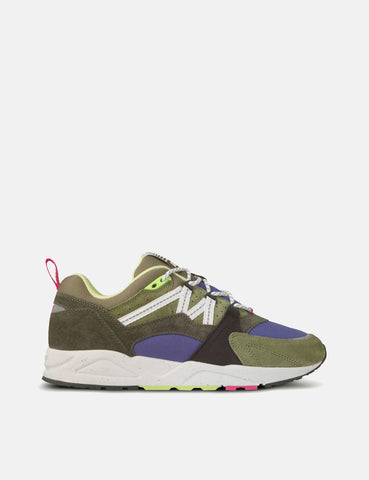 Karhu Fusion 2.0 (F804067) - Forest Night/Bright White