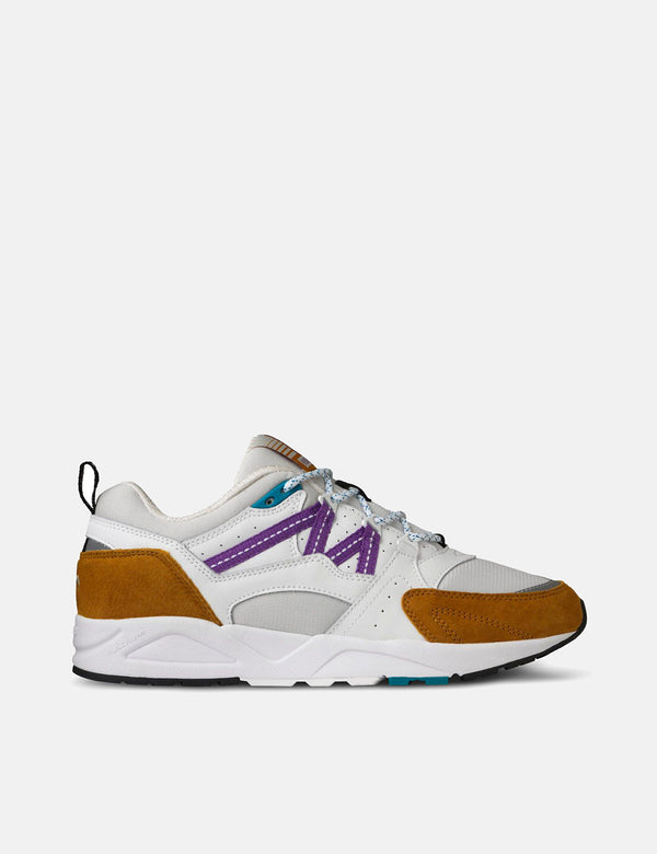 Karhu Fusion 2.0 (F804079) - Buckthorn Brown/Bright White