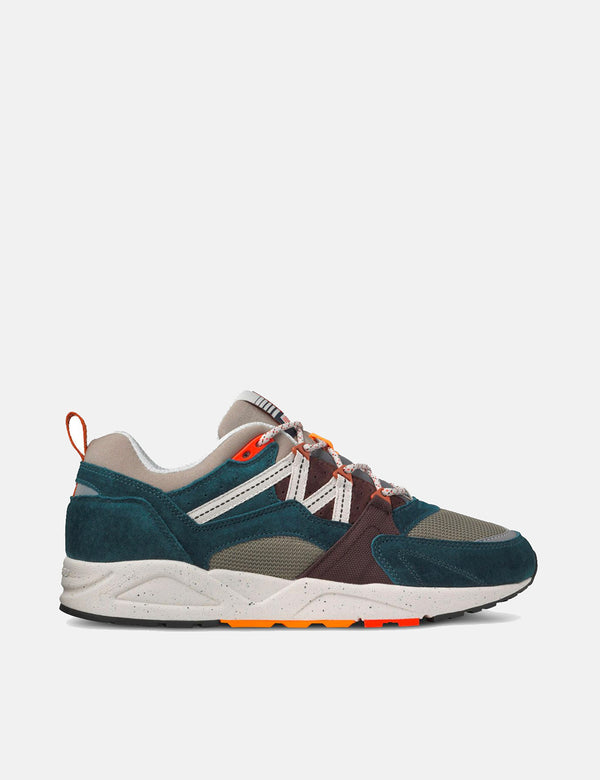 Karhu Fusion 2.0 (F804083) - Reflecting Pond/Bone White