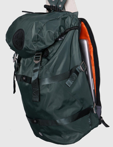 Stighlorgan Conn 210D Backpack - Emerald Green