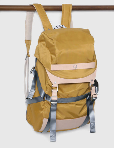 Stighlorgan Plato Laptop Backpack - Yellow