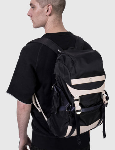 Stighlorgan Plato Laptop Backpack - Black