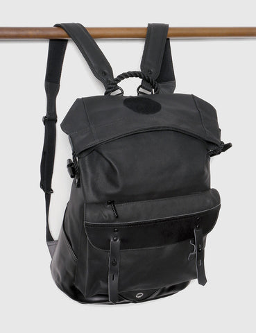 Stighlorgan Keane Rolltop Backpack - Black