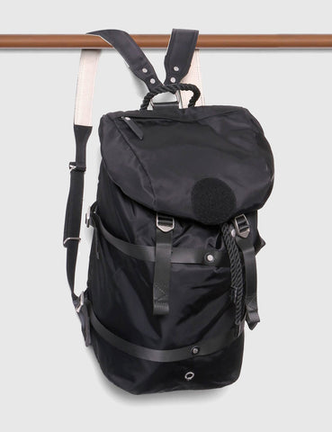 Stighlorgan Conn 210D Backpack - Black