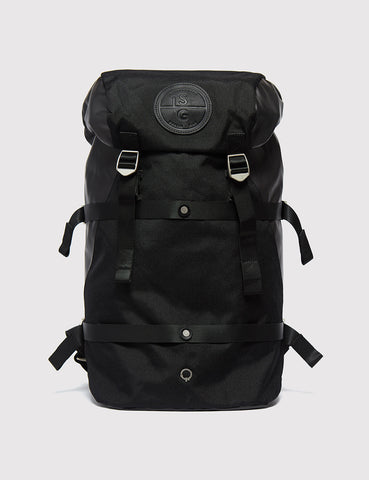 Stighlorgan Conn Laptop Backpack - Black