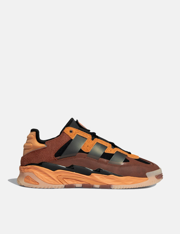 Adidas Niteball (FX7642) - Hazy Copper/Black/Orange