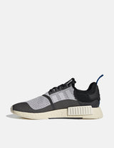 adidas NMD_R1 (FY3685) - Dash Grey/Core Black/Glow Blue