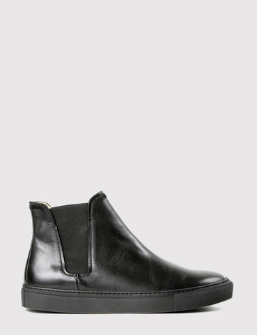 Hudson Malby Calf Boot - Black