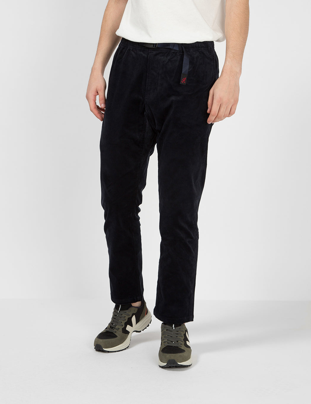 Gramicci Corduroy NN-Pants (Regular Fit) - Double Navy | URBAN EXCESS.
