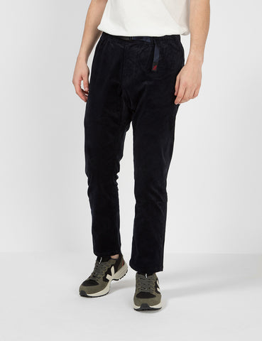 Gramicci Corduroy NN-Pants (Regular Fit) - Double Navy Blue