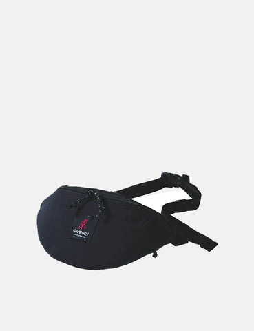 Gramicci Waist Hip Bag - Black