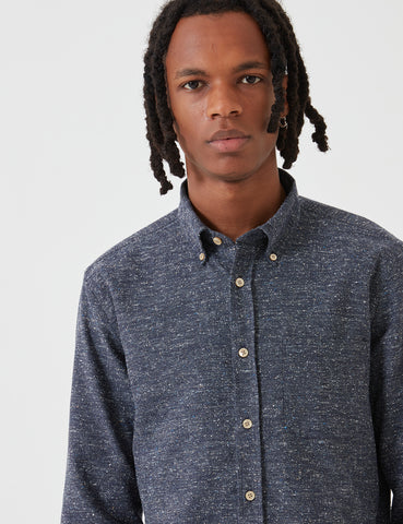 Portuguese Flannel Gross Shirt - Blue