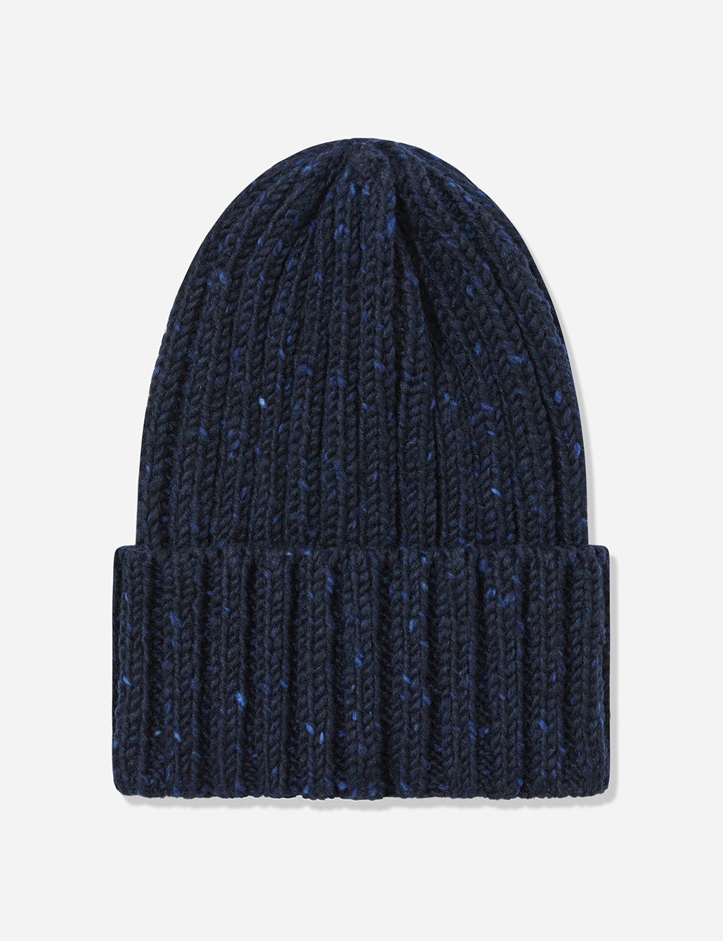 Highland 2000 Donegal Beanie Hat - Navy Blue