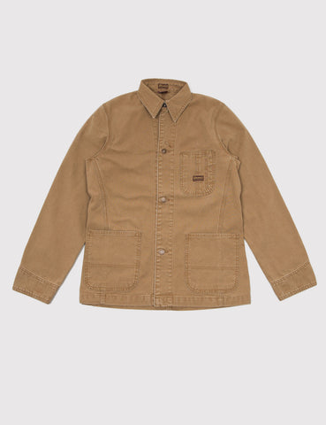Dickies 1922 Chore Jacket - Duck Brown