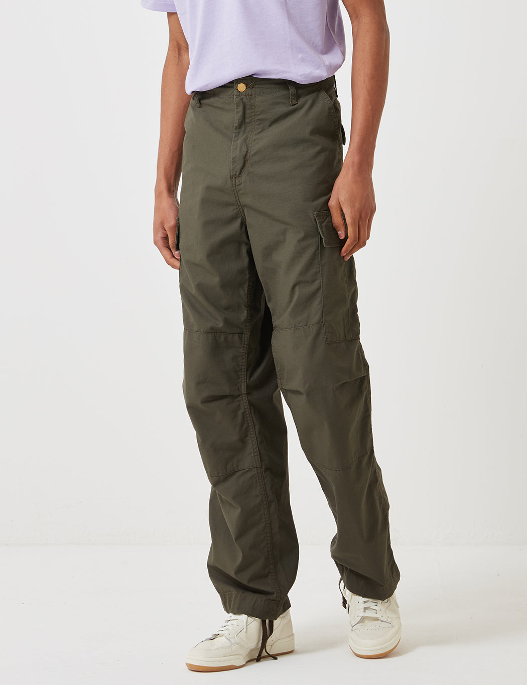 Carhartt Cargo Pants (Relaxed Fit) - Cypress Green   URBAN EXCESS.
