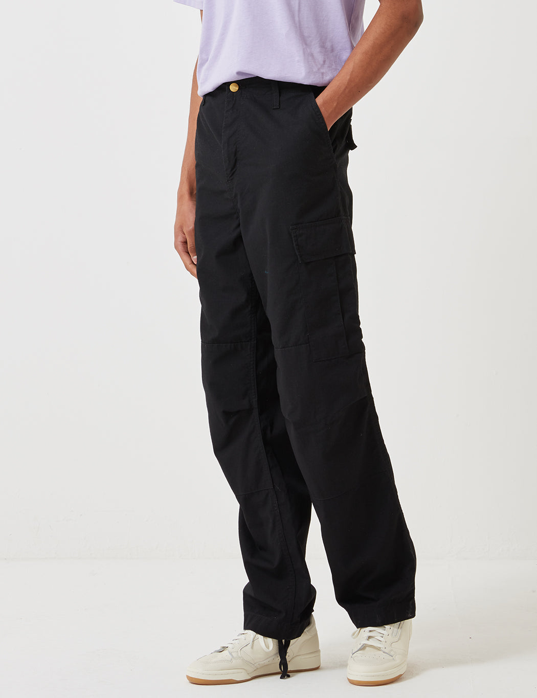 8fdf387d40e Carhartt Cargo Pants (Relaxed Fit) - Black| URBAN EXCESS.