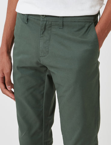 Carhartt Sid Pant Chino (Slim) - Adventure Green