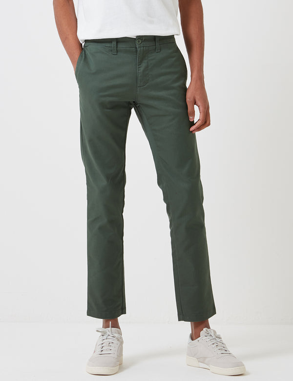 Pantalon Chino Carhartt-WIP Sid (Slim) - Adventure Green