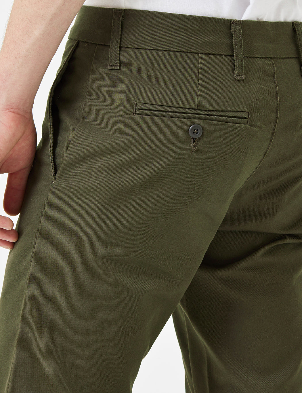 Carhartt Sid Pant Chino (Slim) - Cypress Green