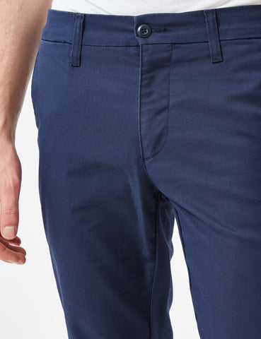 Carhartt Sid Pant Chino (Slim) - Navy Blue