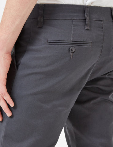 Carhartt Sid Pant Chino (Slim) - Blacksmith Grey