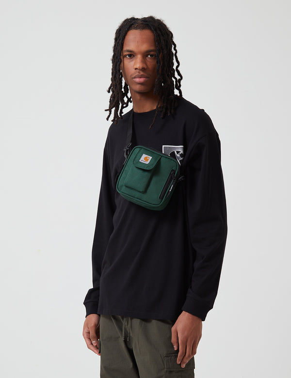 Carhartt-WIP Watts Essentials Bag (Small) - Treehouse Green