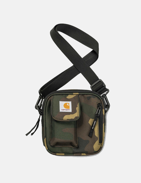 Carhartt-WIP Watts Essentials Bag (Small) - Camo Laurel Green