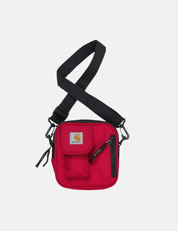 Carhartt-WIP Watts Essentials Bag (Small) - Cardinal Red
