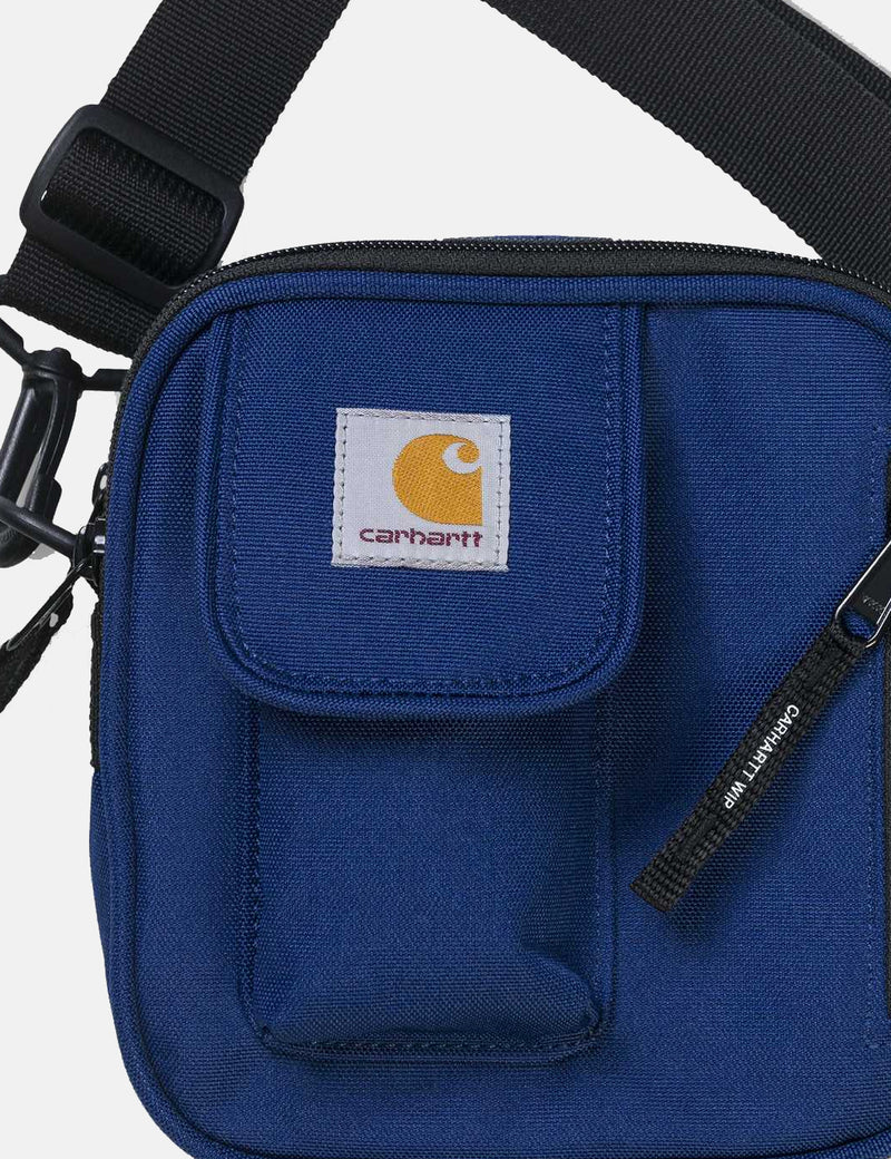 Carhartt-WIP Watts Essentials Bag (Small) - Metro Blue