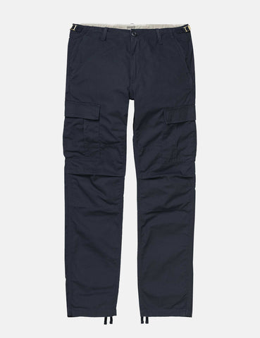 Carhartt-WIP Aviation Cargo Pant - Dark Navy Blue