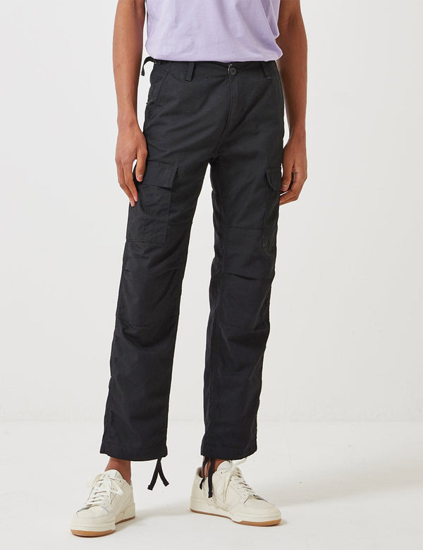 Pantalon Carhartt-WIP Aviation Cargo - Noir