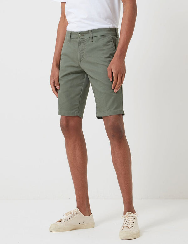 Carhartt-WIP Sid Short (Stretch Twill) - Dollar Green