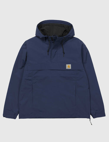 Carhartt Nimbus Half-Zip Jacket (Shell) - Blue
