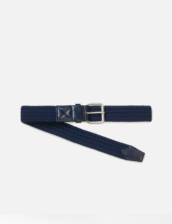 Carhartt-WIP Jackson Belt - Dark Navy Blue