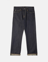 Edwin ED-39 Regular Loose 63 Rainbow Selvage Denim (12.8oz) - Blue
