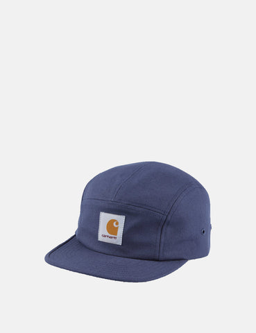 Carhartt Backley 5-Panel Cap - Blue