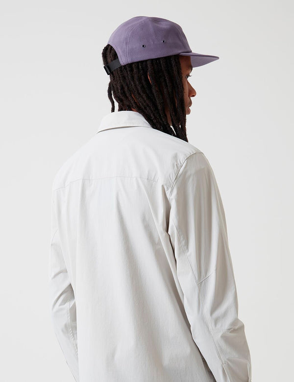 Carhartt-WIP Backley 5-Panel Cap - Decent Lila