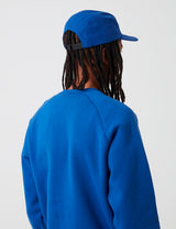 Carhartt-WIP Backley 5-Panel Cap - Submarine Blue