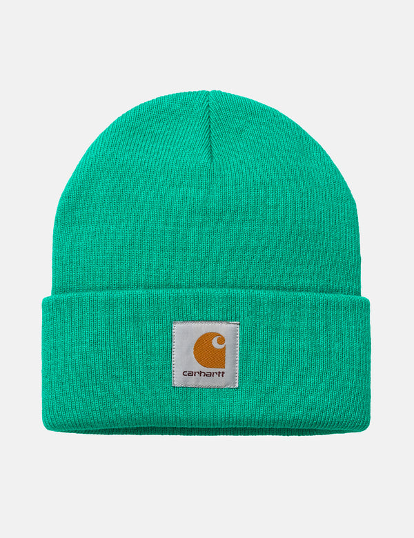 Carhartt-WIP Short Watch Hat - Kingston Green