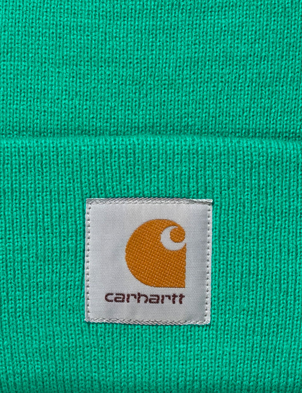 Carhartt-WIP Kurzer Uhrenhut - Kingston Green
