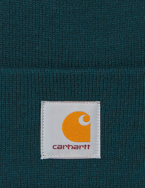 Carhartt-WIP Short Watch Hat - Deep Lagoon
