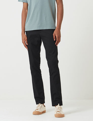 Carhartt-WIP Sid Pant Chino (Stretch) - Black